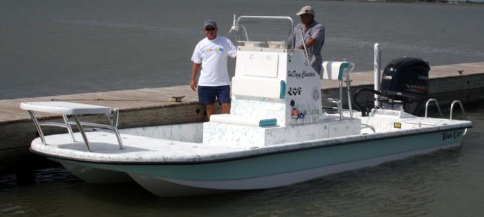 240 Svt Tran Sport Shallow Water Bay Fishing Boat